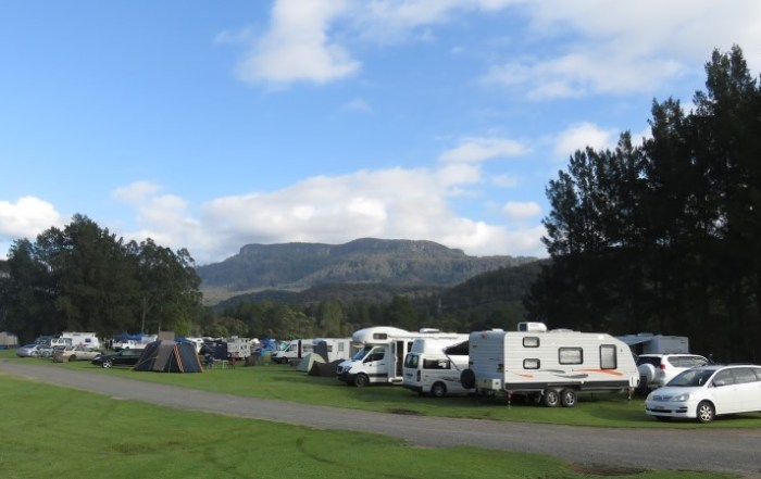 A wonderful free camp close to home – Bendeela NSW