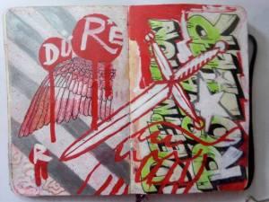 ian rogers sketchbook 5-day challenge 03
