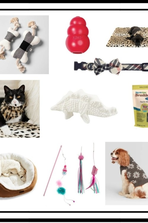 Holiday Gift Guide Pet