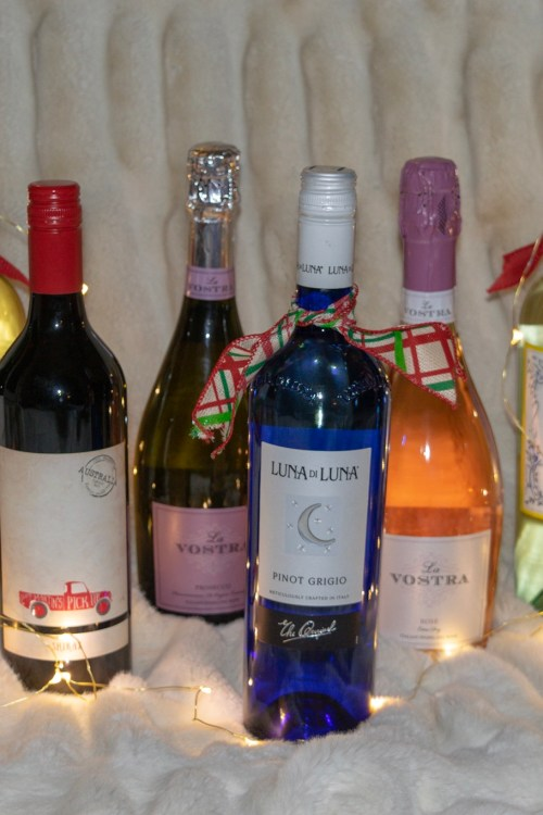 Wine: The Perfect Last Minute Hostess Gift!