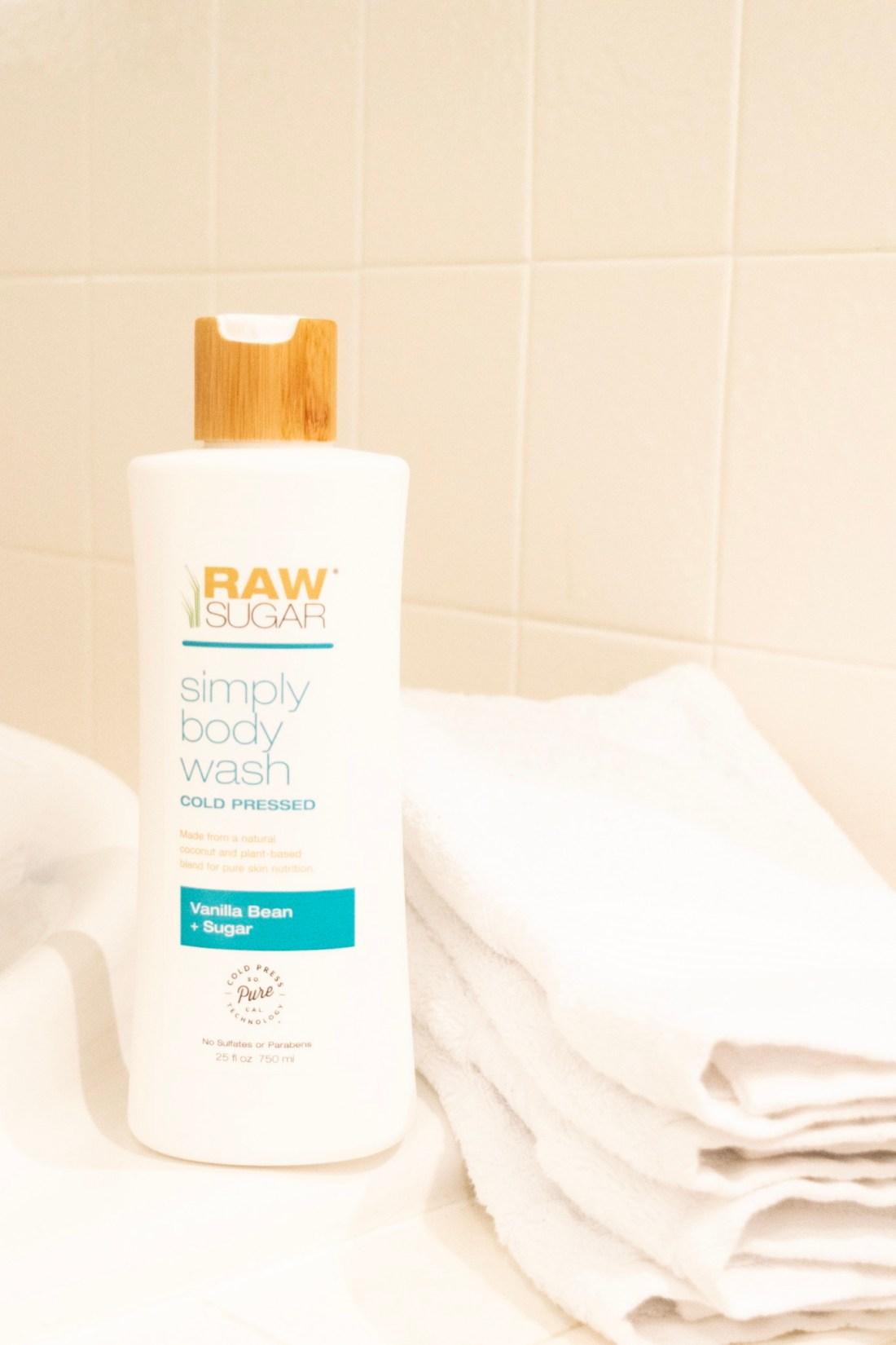 Raw Sugar Living Body Wash
