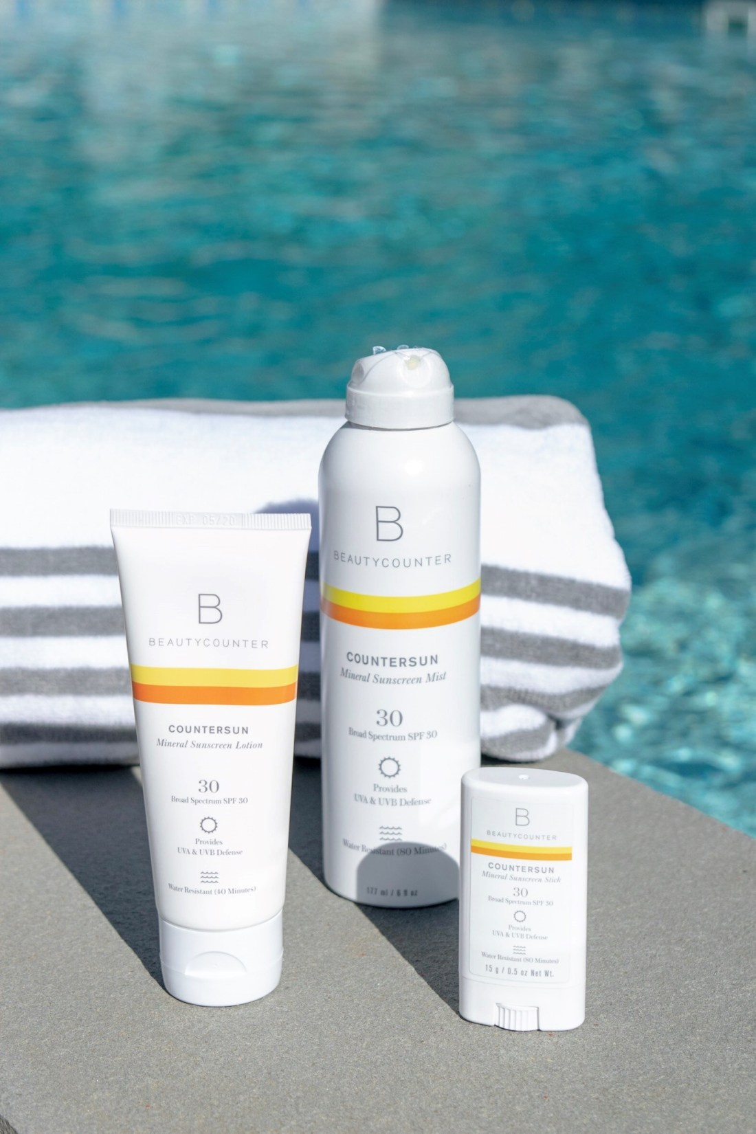 BeautyCounter Countersun Products