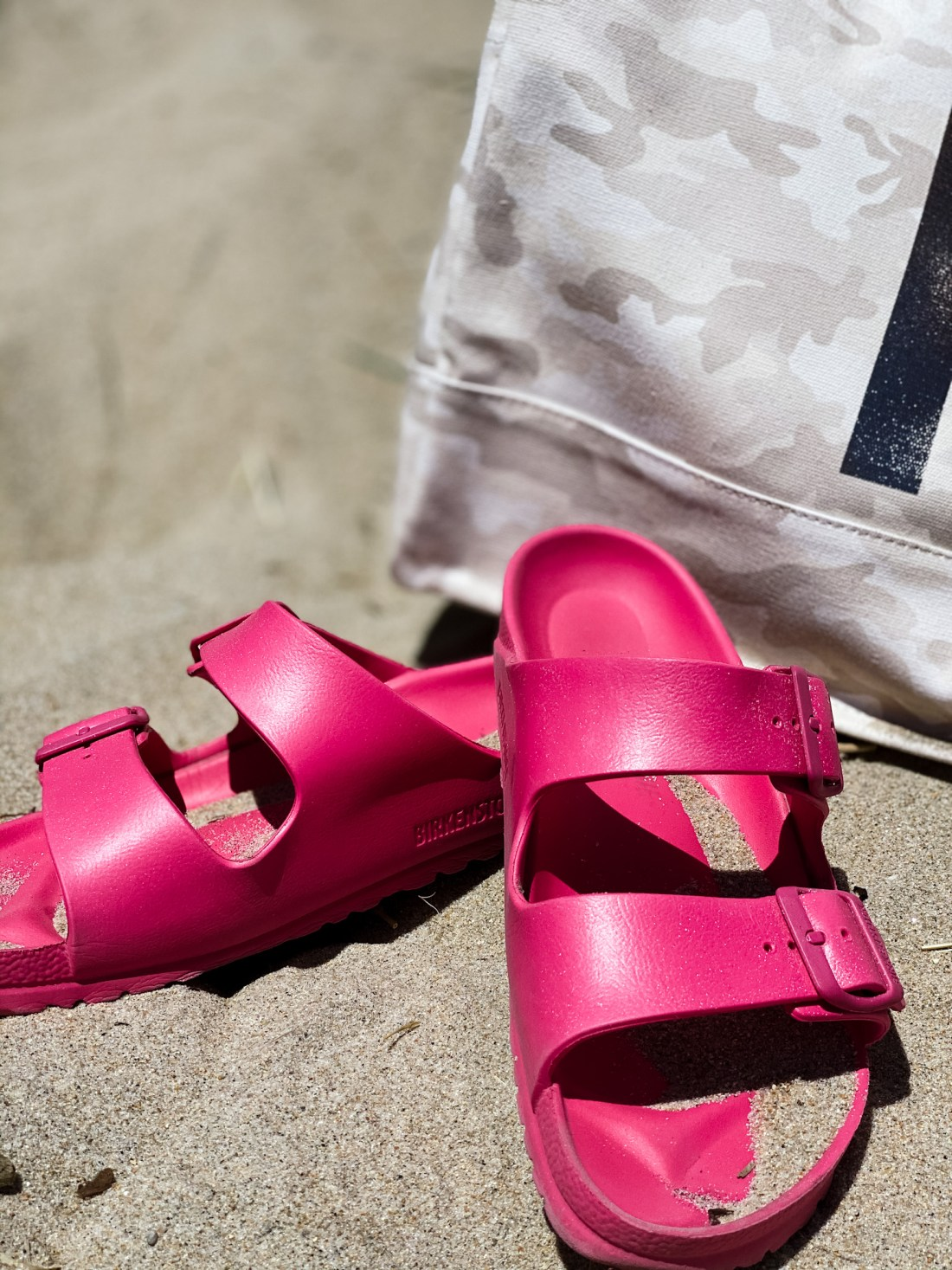 Eva Birkenstock Sandals