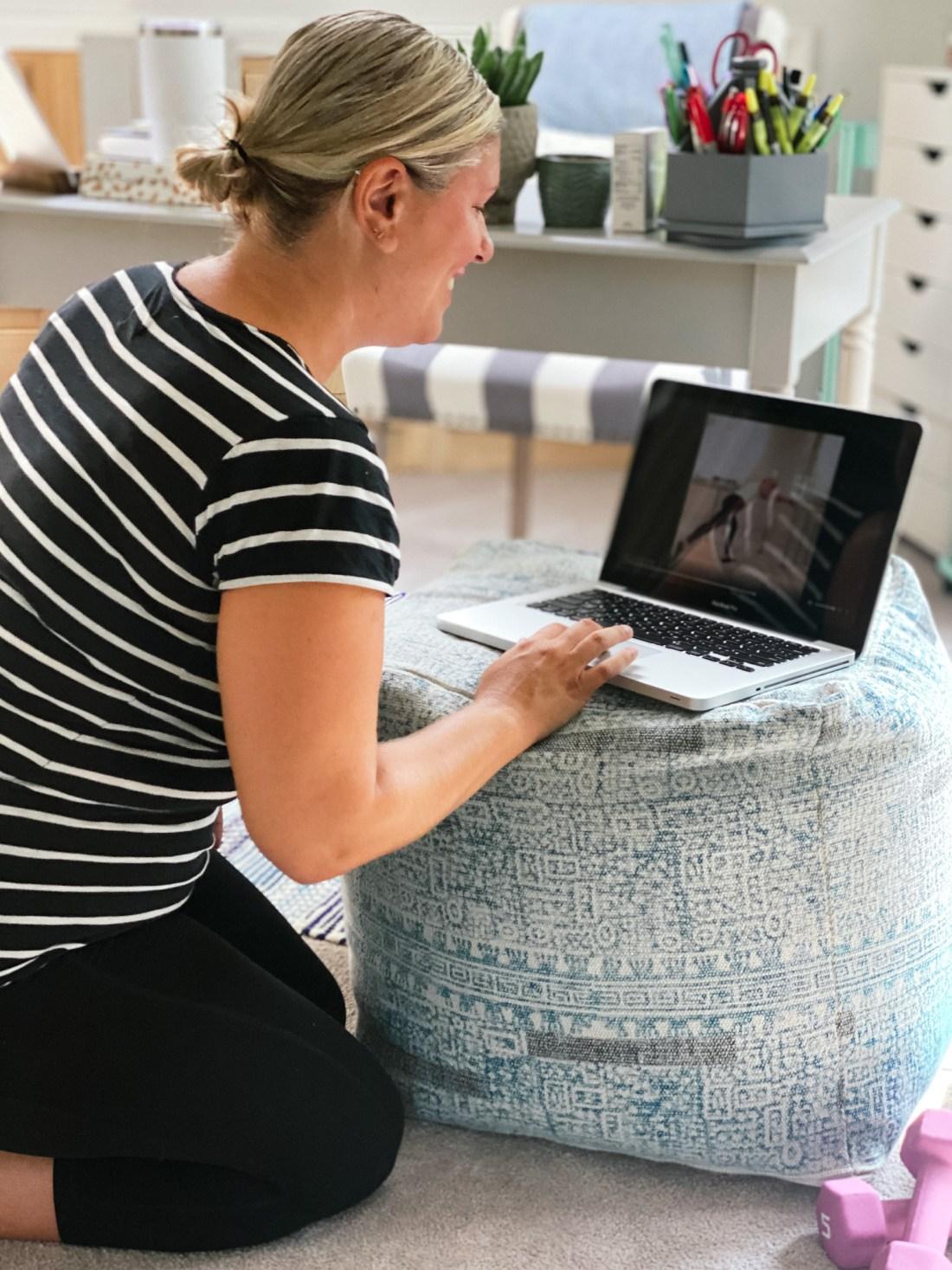 Virtual Barre Classes with Greenwich Barre Studio