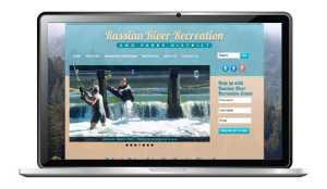 website design for parks district
