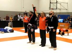 Grappling Industries Portland 2018 Victory