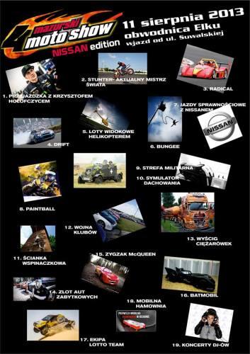 moto show 2013