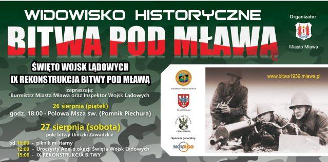 mława 2016 plakat