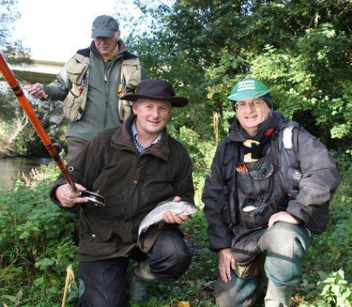 grayling fishing