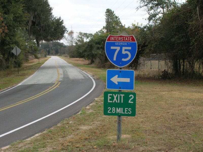 Dette er en exit pole