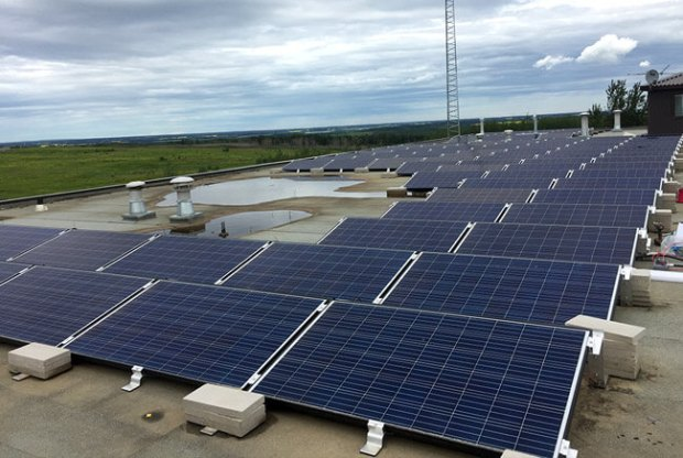 Solar PV Panel Systems