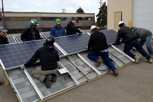 Solar PV Photovoltaic Energy Training