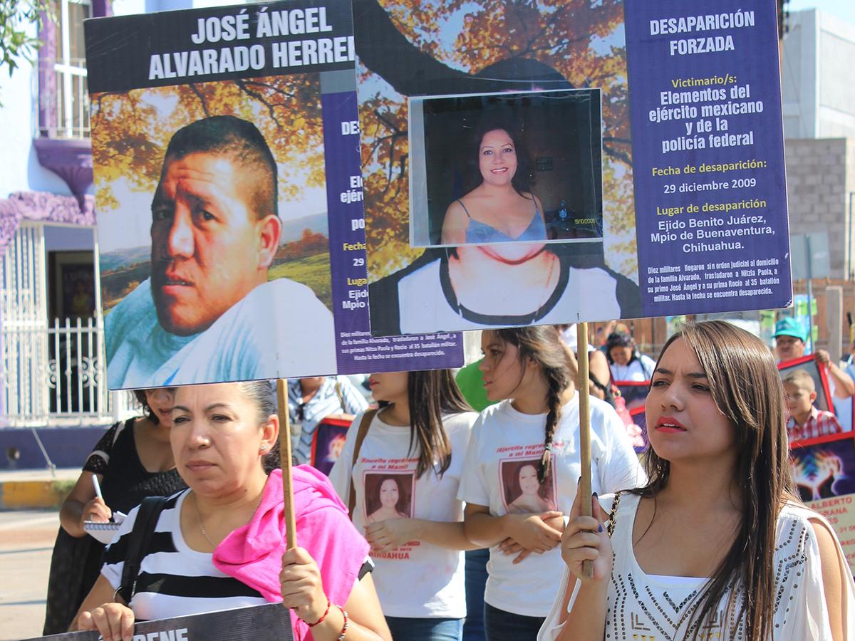 Los Alvarado: la militarización llega a la Corte Interamericana