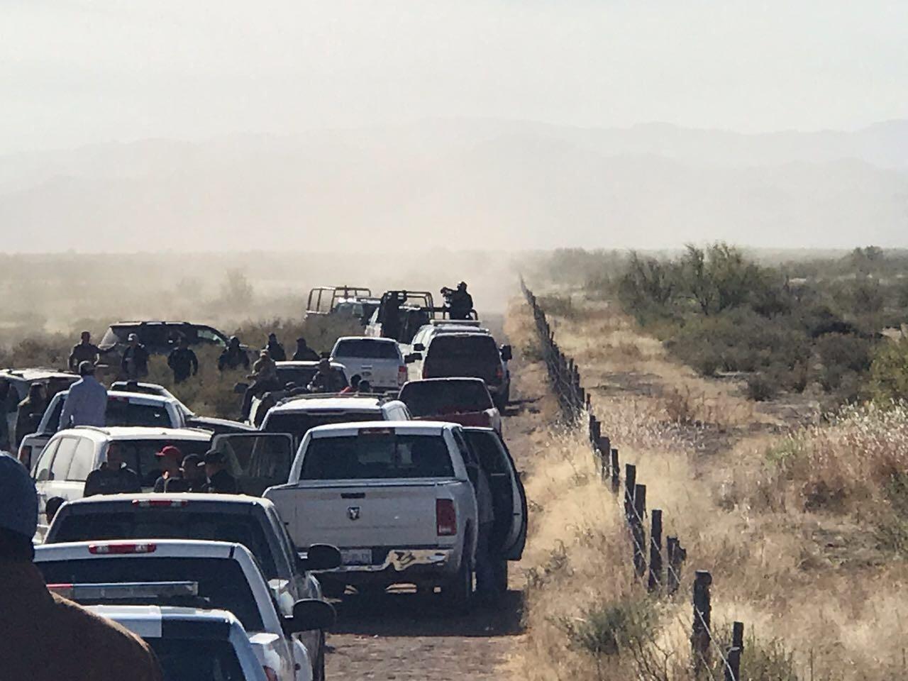 Detrás de la guerra del agua, corrupción gubernamental (Chihuahua)