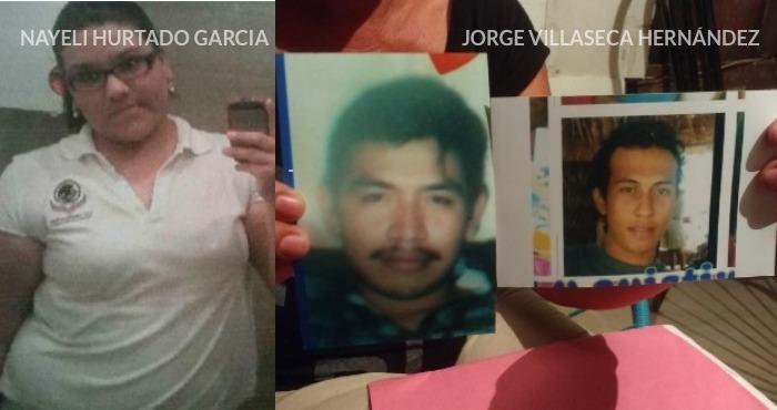 Los desplazados por la violencia en Veracruz reciben una despensa de 500 pesos a la quincena. Y listo