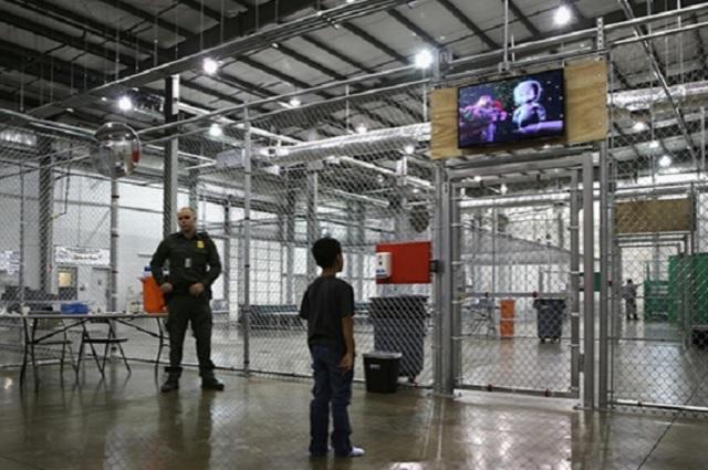 Hay niños mixtecos en las jaulas de Trump (Puebla)