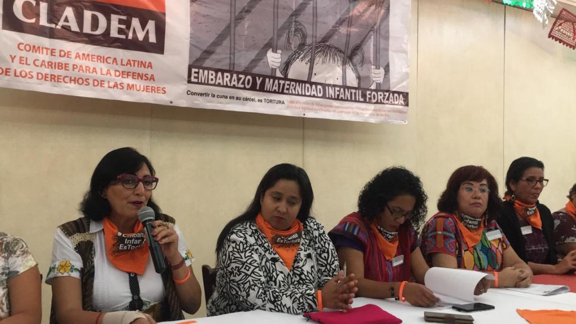 En menos de tres años, 1 mil 511 embarazos en niñas en Oaxaca: CLADEM