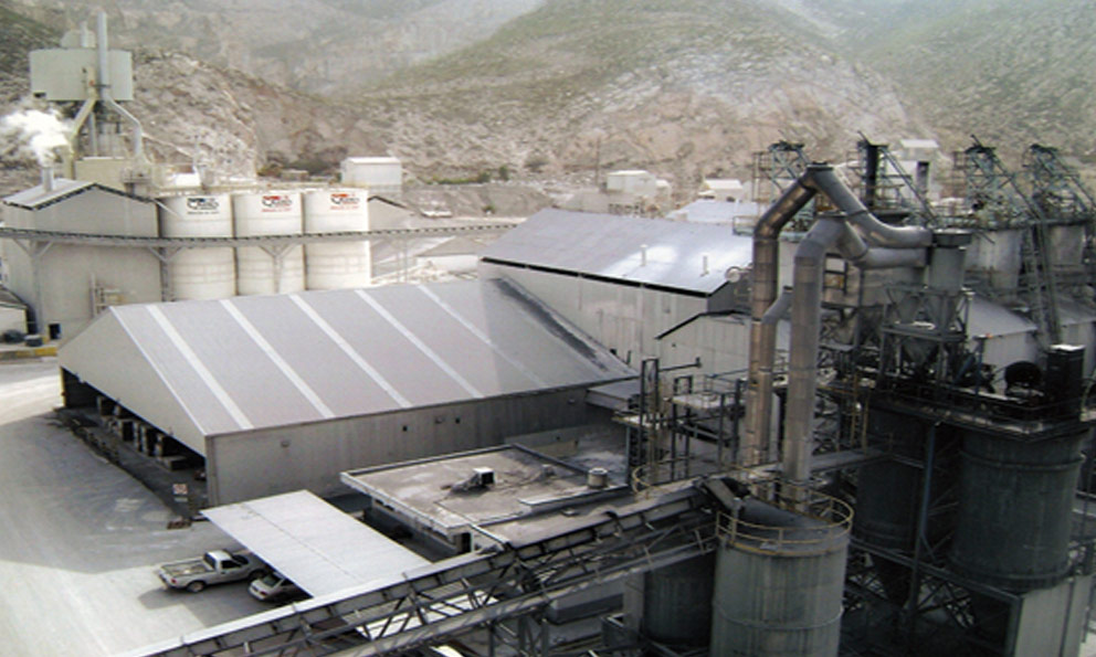 Cal Química instala ilegalmente hidratadora (San Luis Potosí)