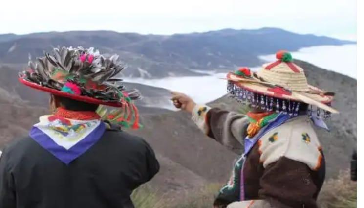 Mineras tras ataques a Huicholes; buscan empresas canadienses extraer en centro ceremonial (San Luis Potosí)
