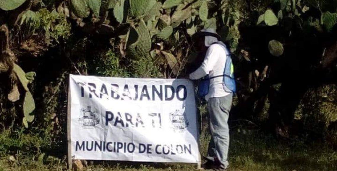 Habitantes denuncian presunto desalojo en Colón  (Querétaro)