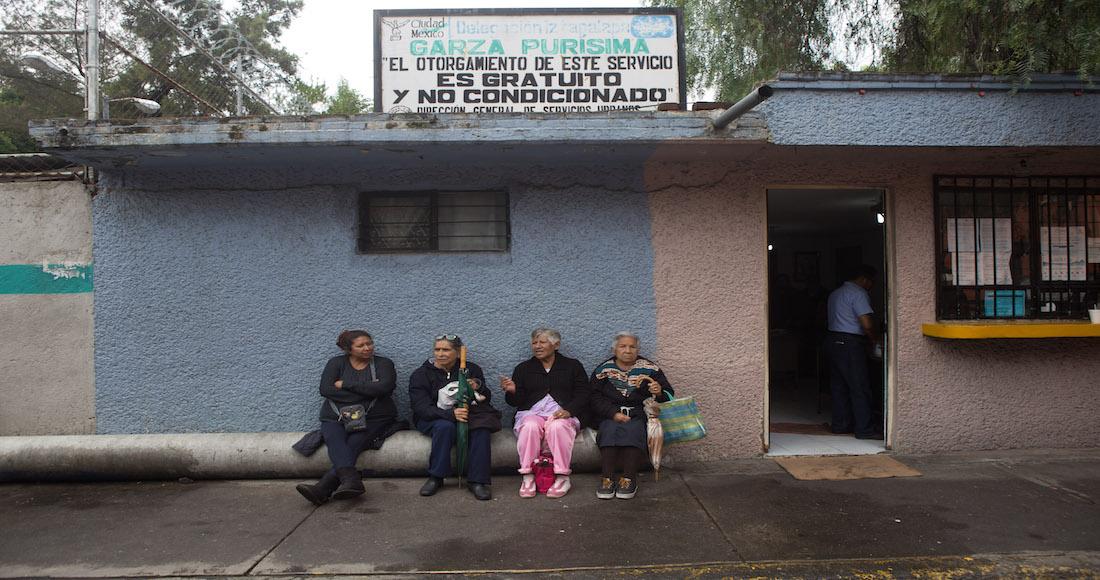 Son mujeres las que enfrentan la escasez de agua en la CdMx, pero aún así se les menosprecia