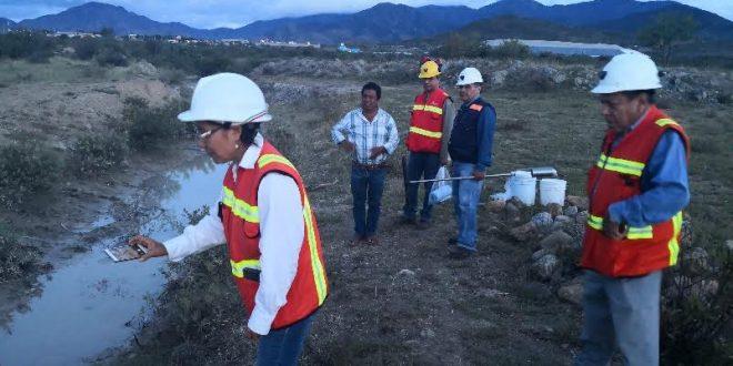 Sin agua 5 municipios de Valles Centrales por contaminación de Minera (Oaxaca)