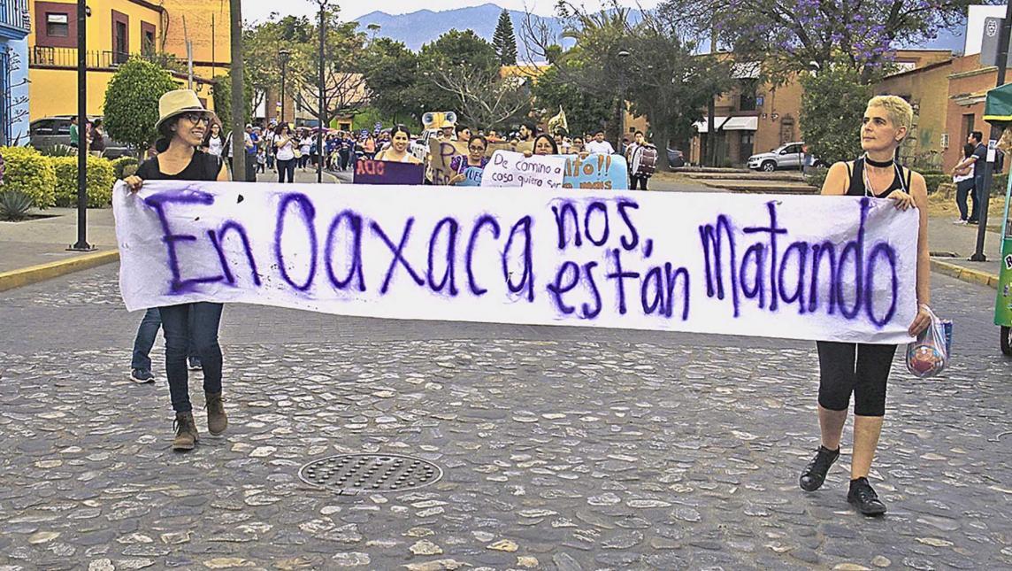 Alerta de Género en Oaxaca, 100 días ignorada