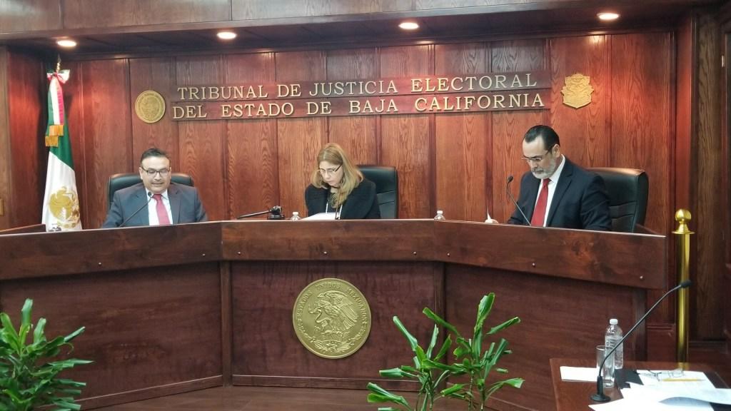 Tribunal Electoral frena proceso de plebiscito; Magistrados resuelven que IEE incumplió al no dar audiencia a CB (Baja California)