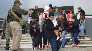 Casi 600 migrantes centroamericanos localizados en el último mes en Tamaulipas