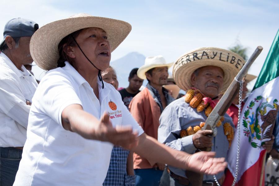 Comunidades de Puebla preparan amparo contra consulta federal sobre la termoeléctrica