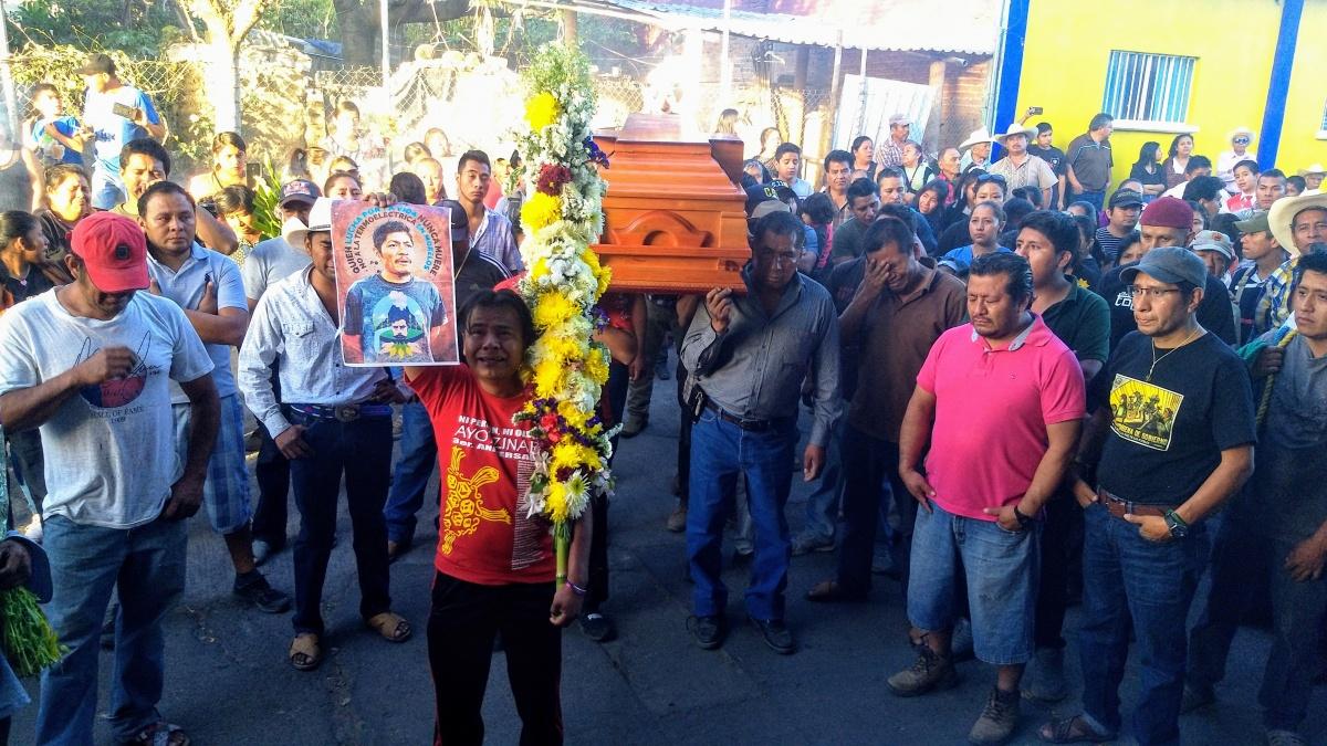 Comunidades despiden a Samir Flores; llaman a boicotear consulta (Morelos)