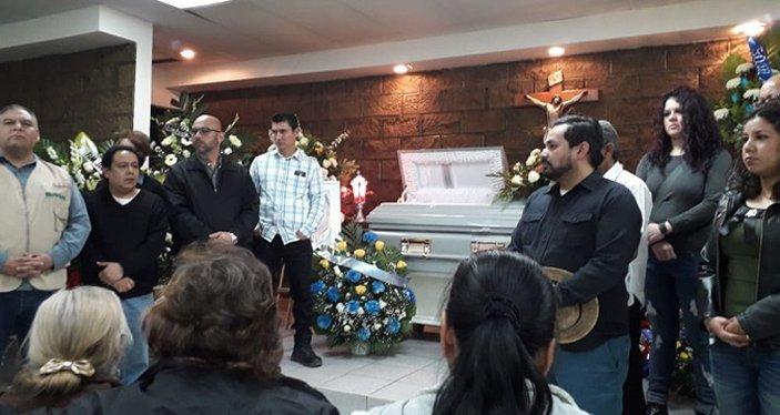 Exigen respuestas prontas sobre asesinato de Santiago Barroso (Sonora)