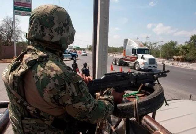 SEMAR también vigilará carreteras de Tamaulipas