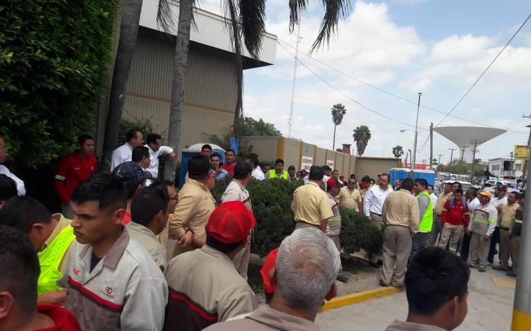 Despiden a trabajadores de Coca Cola Matamoros (Tamaulipas)