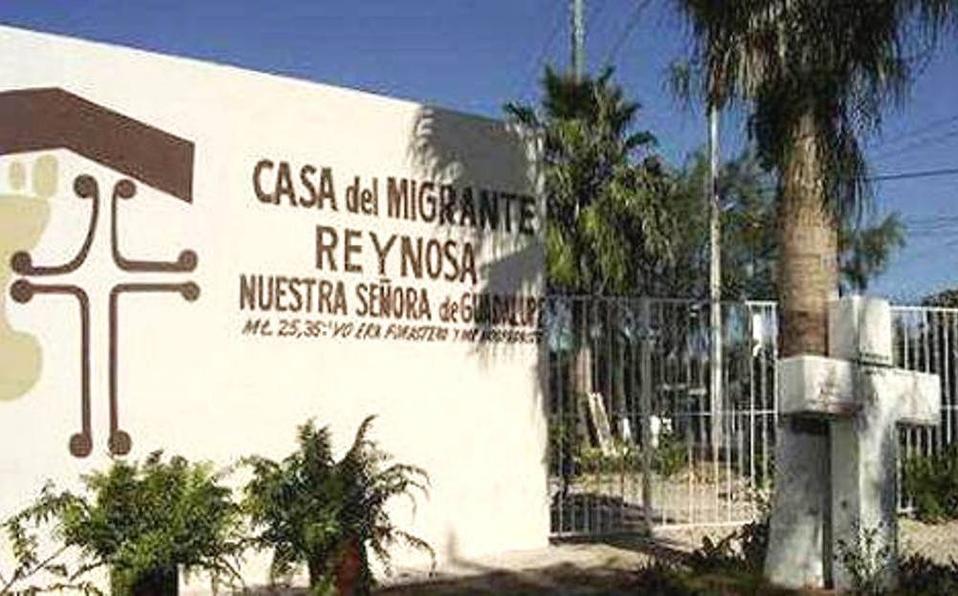 Saturan albergue para migrantes en Reynosa (Tamaulipas)
