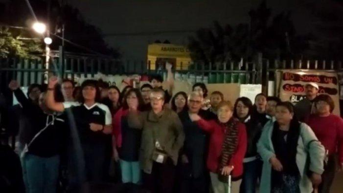 Trabajadoras de la UAM se solidarizan con huelga en la Universidad de Sonora