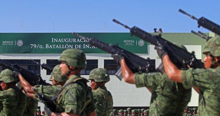 Sedena insiste en negar datos sobre uso de la fuerza en enfrentamientos, pese a orden del INAI