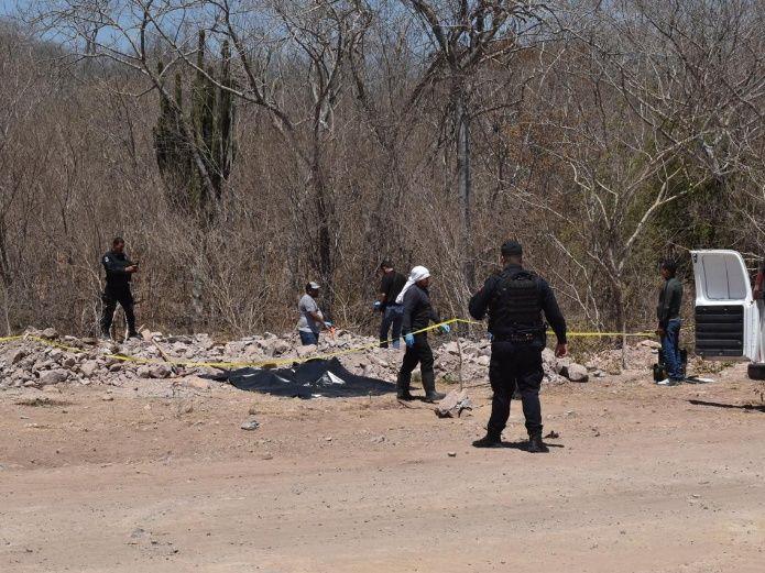 Rastreadoras encuentran nueva fosa clandestina en Sinaloa (Sinaloa)