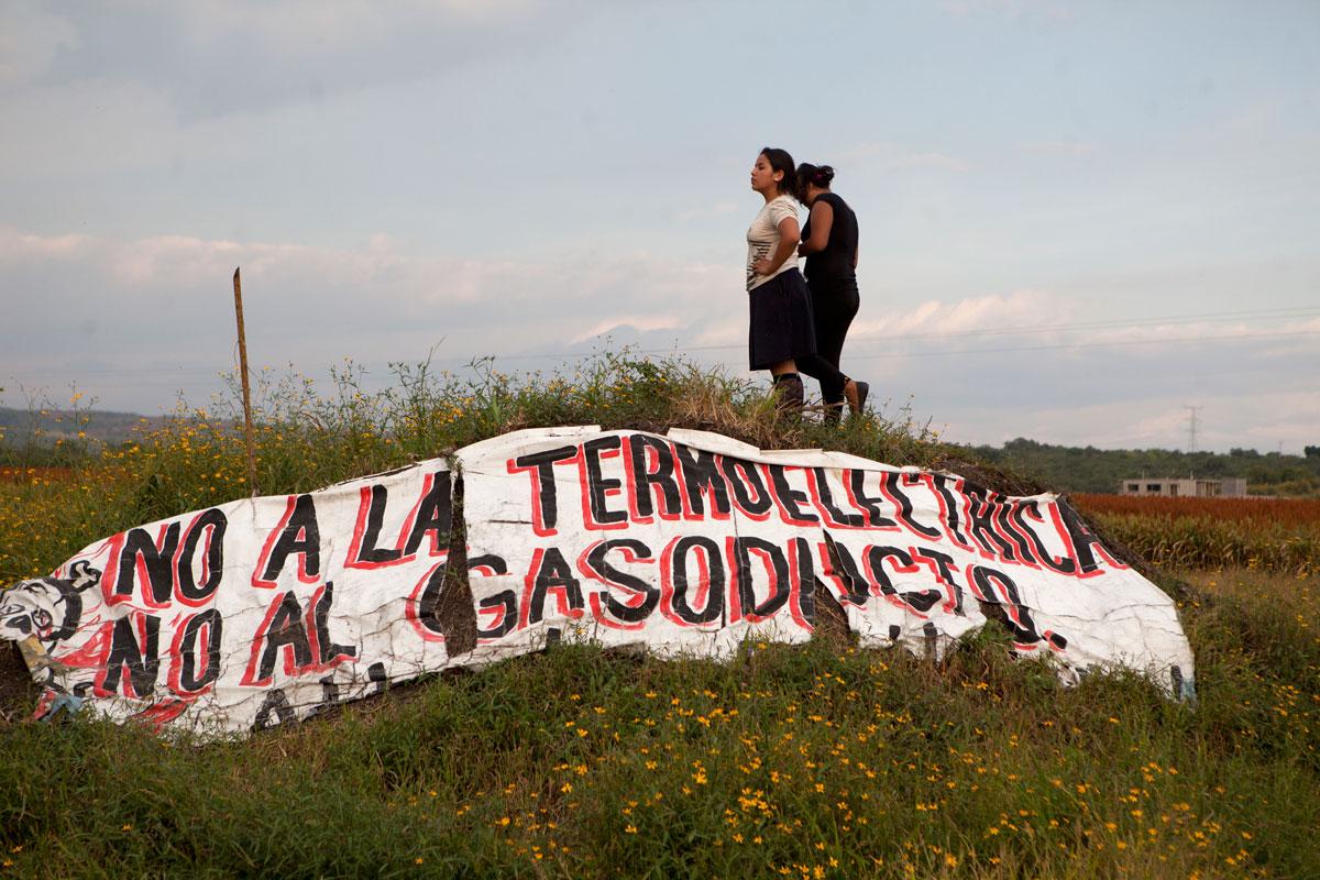 Juez exige al gobierno subsanar irregularidades en la construcción del gasoducto en Morelos