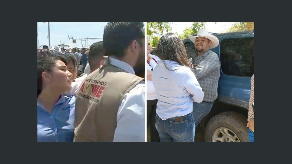 Jefe de prensa de Chapman vuelve a agredir a periodista (Sinaloa)