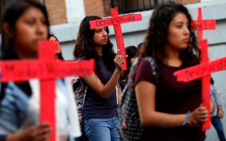 En 2 meses de 2019, récord de feminicidio