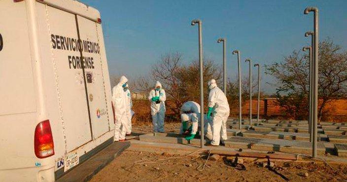 Un basurero las fosas de Jojutla: Colectivo de Búsqueda (Morelos)