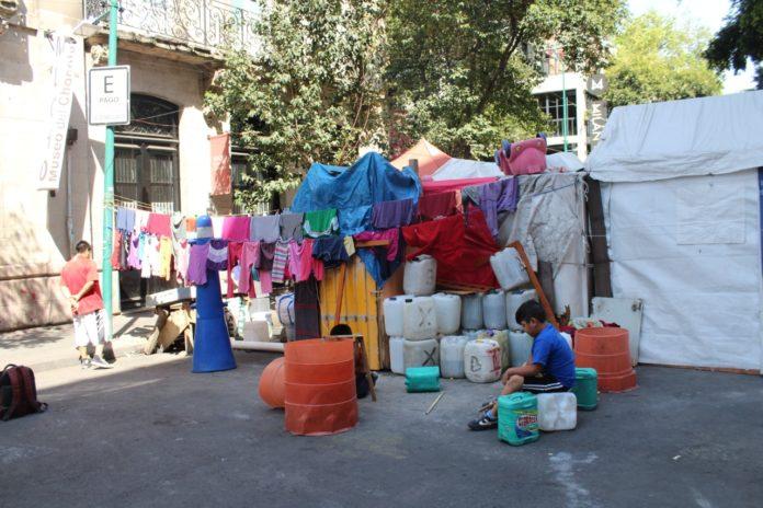 Grave, situación que vive la comunidad otomí en la Ciudad de México ante Covid-19
