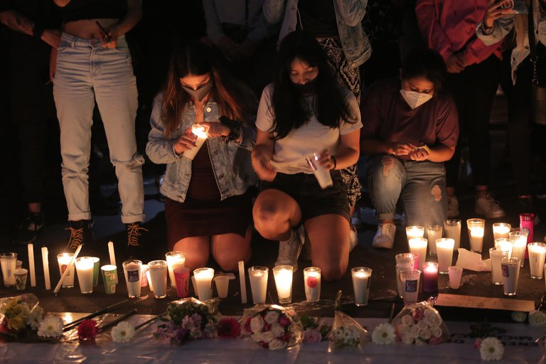 #NiUnaMás, ni una asesinada más: feminicidio de Jessica desata nuevas protestas en Morelia