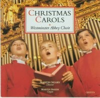 Christmas Carols from Westminster Abbey CGCD 4005