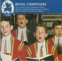 Royal Composers GCCD 4011