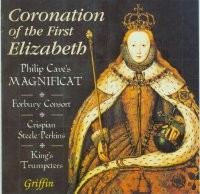 Coronation of the First Elizabeth GCCD 4032