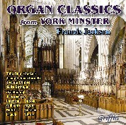 Organ Classics from York Minster GCCD 4067