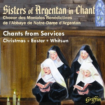 Sisters of Argentan in Chant GCCD 4074