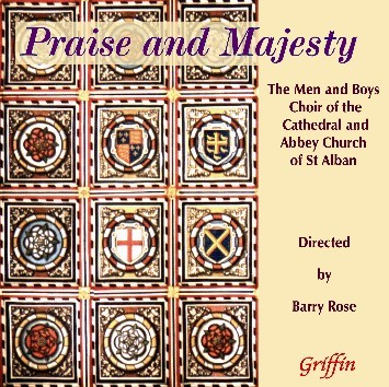 Praise and Majesty GCCD 4076